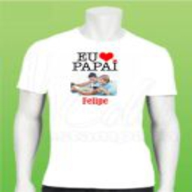 Dias Dos Pais Camisas Personalizadas Sublimadas Camisas
